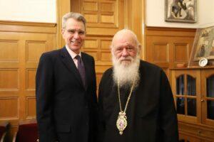 L'archevêque d'Athènes refuse toute invitation à une réunion panorthodoxe sur l'Ukraine qui n'émanerait pas du patriarche de Constantinople