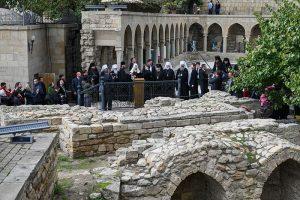 En visite en Azerbaïdjan, le patriarche de Moscou Cyrille a célébré un office d'intercession sur le lieu du martyre de l'apôtre Barthélemy