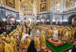 Le patriarche de Moscou Cyrille : « Aucun intérêt national n'est supérieur à l'intérêt de l'Église »