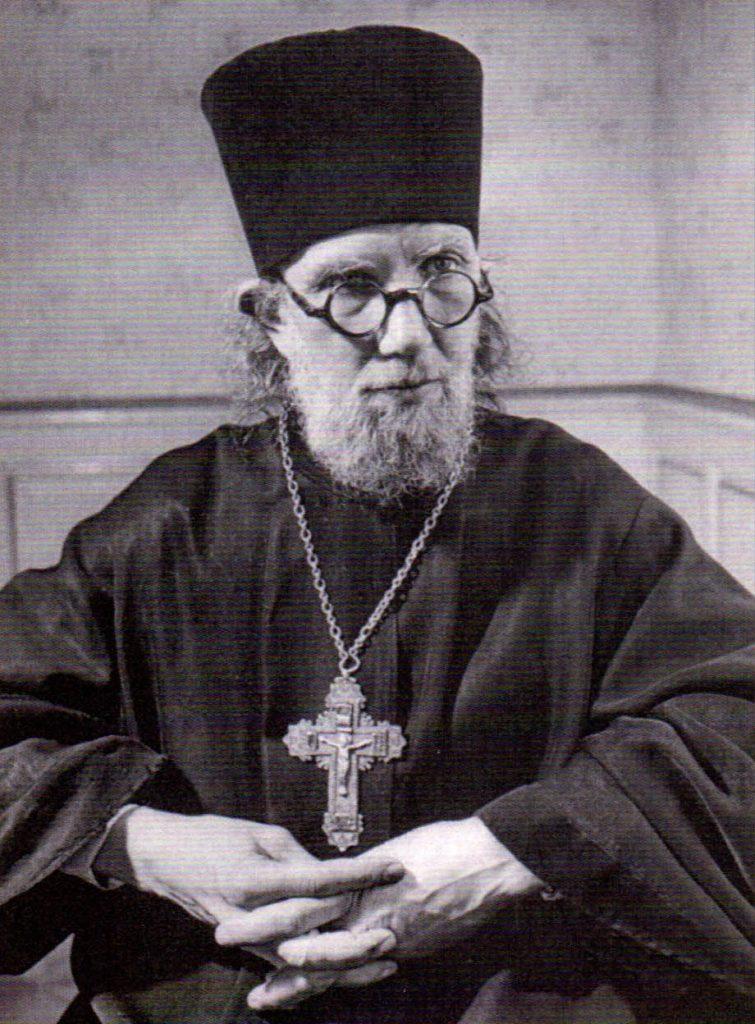 Orthodoxie (France Culture): La vie et l'œuvre du Père Georges Florovsky