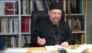 P. Alexandre Winogradsky Frenkel : « Questions d'existences orthodoxes et sémitiques » – 1