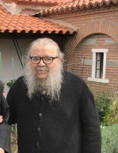 L'Ancien Grégoire, père spirituel du monastère du Saint-Précurseur en Chalcidique, est décédé