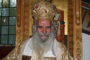Décès de Mgr Grégoire, ancien archevêque de Thyateira et de Grande-Bretagne