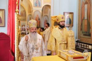 Anniversaire du métochion russe dans la vieille ville de Jaffa