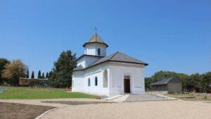 La première église orthodoxe de la communauté roumaine d'Afrique sera consacrée le samedi 1er décembre