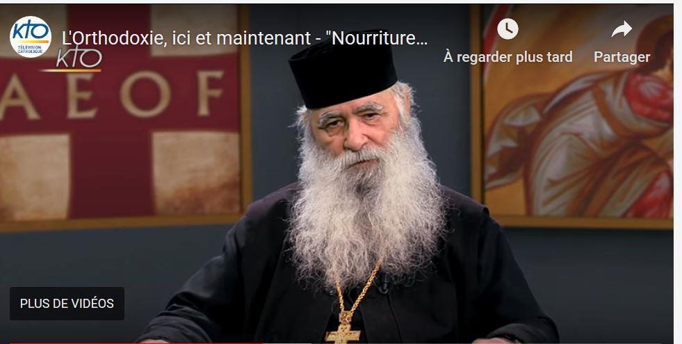 «Nourritures terrestres, Nourritures spirituelles»