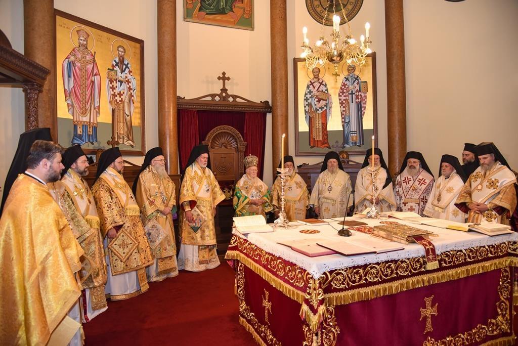 Divine liturgie patriarcale à Bruxelles