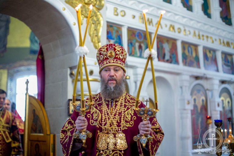 Le métropolite Antoine, chancelier de l'Église orthodoxe d'Ukraine : « Toutes les épreuves nous sont nécessaires, à nos âmes en premier lieu »
