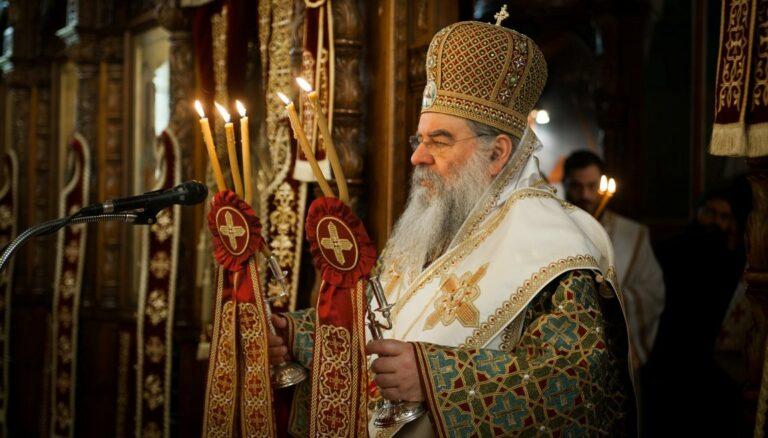 Position du métropolite de Limassol Athanase au sujet de l'Église d'Ukraine