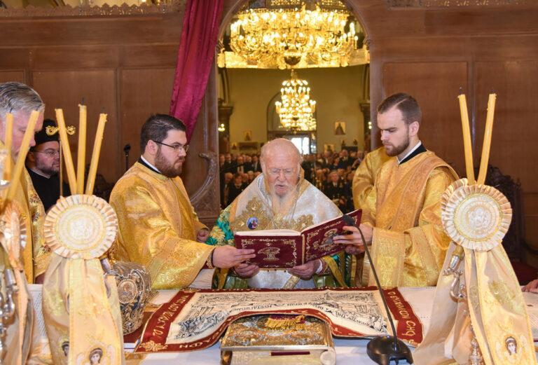 Vidéo : «Le patriarche orthodoxe Bartholomée s'est rendu en Belgique»