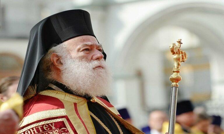 L'Église orthodoxe d'Ukraine du métropolite de Kiev Onuphre considère la décision du patriarche d'Alexandrie comme une « trahison »