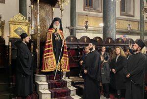 Le patriarche d'Alexandrie Théodore II : « Épiphane de Kiev (primat de la nouvelle Église autocéphale) est un homme modeste »