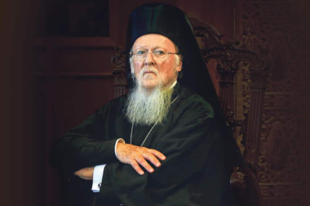 Interview du Patriarche Bartholomée au quotidien belgradois « Kurir », sur le Monténégro, l'Ukraine et les relations avec l'Église catholique-romaine