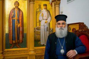 Le métropolite de Bostra Timothée : « Pourquoi la réunion des primats n'aurait-elle pas lieu à Jérusalem ? »