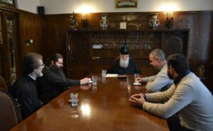 Le patriarche de Bulgarie Néophyte a rencontré le directeur général de la Télévision nationale bulgare