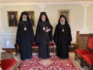 La 18e réunion de la Conférence épiscopale orthodoxe du Benelux (CEOB)