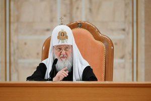 Le patriarche de Moscou Cyrille s'exprime sur la traduction en russe des offices liturgiques