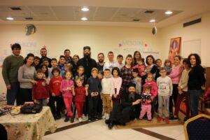 Le monastère de Dečani (Kosovo) fournit de l'aide humanitaire aux sinistrés du tremblement de terre en Albanie