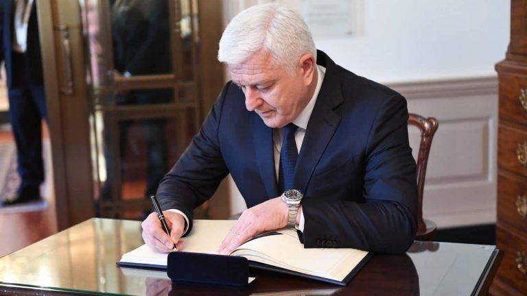 Le gouvernement monténégrin soumet au parlement son projet de loi sur la nationalisation des biens de l'Église orthodoxe malgré une pétition signée par 100.000 citoyens