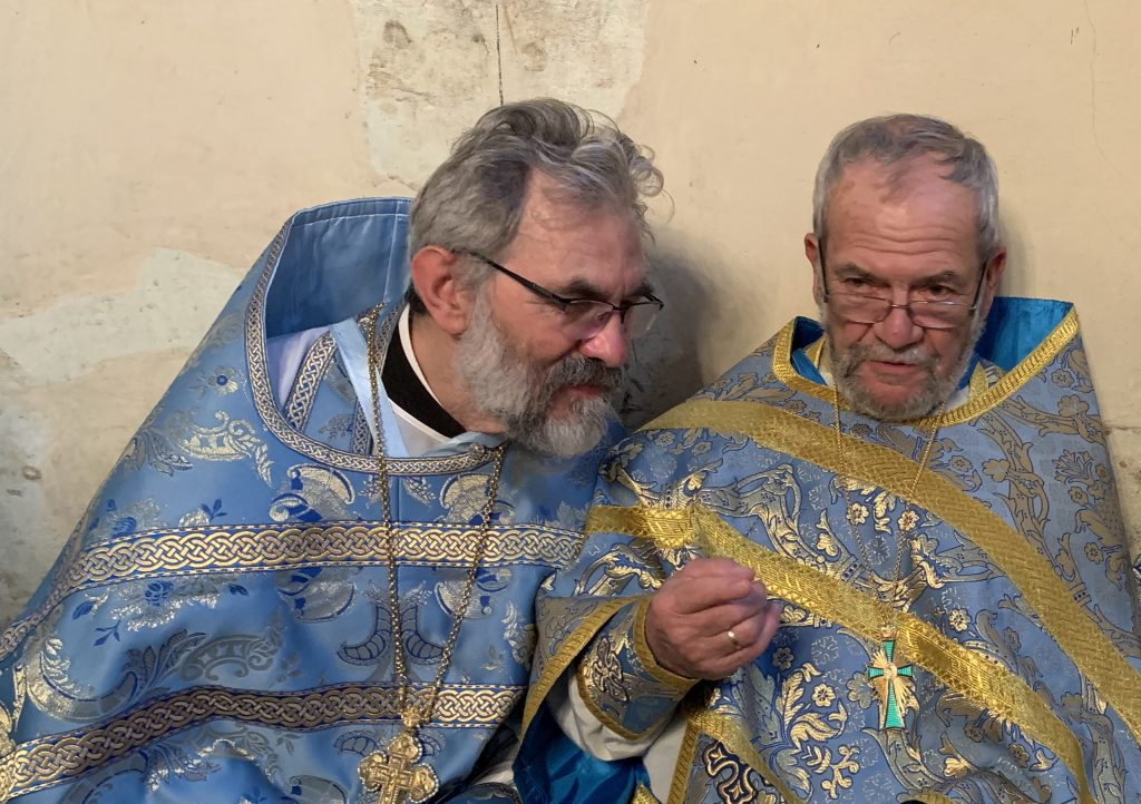 Two archpriests of the Archdiocese of Russian Orthodox Churches in Western Europe are appointed to the commissions of the Inter-conciliar Conference of the Moscow Patriarchate