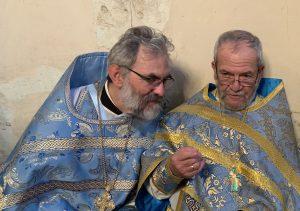 Deux archiprêtres de l'Archevêché des églises orthodoxes russes en Europe occidentale sont nommés dans les commissions de la Conférence Inter-conciliaire du Patriarcat de Moscou