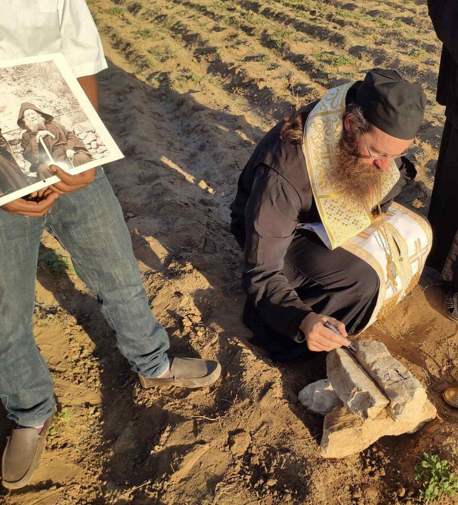La première église dédiée à saint Joseph l'Hésychaste sera construite à Madagascar