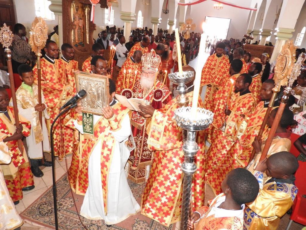Fête de la Nativité et ordination sacerdotale au diocèse du Katanga (République Démocratique du Congo)