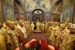 Une délégation du Patriarcat œcuménique à Kiev