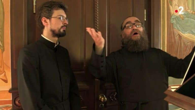 L'émission de télévision «Orthodoxie» (France 2) du 25 décembre