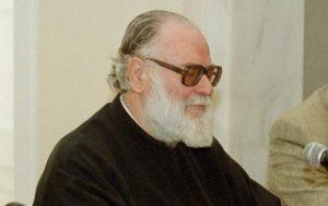 Décès de l'archiprêtre Georges Metallinos, professeur émérite de la Faculté de théologie d'Athènes