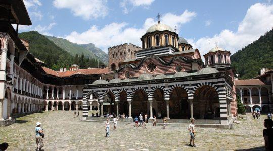 «L'Église orthodoxe en Bulgarie : 13e-15e siècle»