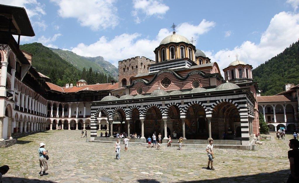 Orthodoxie (France-Culture): «L'Église orthodoxe en Bulgarie : 13e-15e siècle»