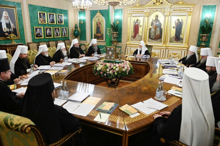 ROC Synod evaluates the recognition of OCU by Alexandrian Patriarchate