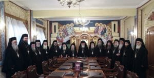 Déclaration du Saint-Synode de l'Église de Grèce : « L'Église de Grèce a décidé librement et sans contrainte d'accepter la proclamation de l'autocéphalie de l'Église d'Ukraine »