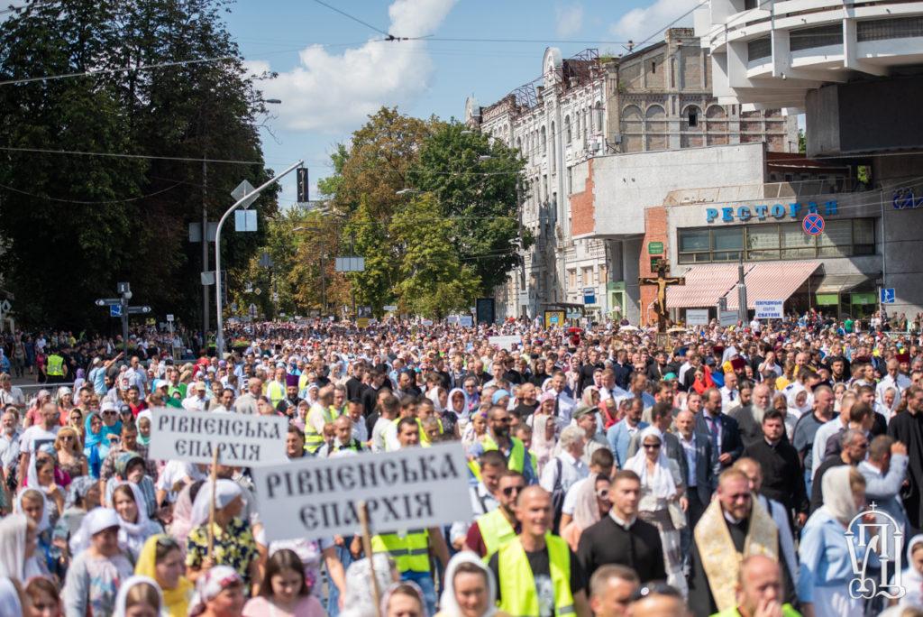 246 nouvelles paroisses de l'Église orthodoxe d'Ukraine ont été ouvertes en 2019