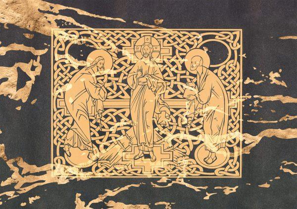Housse pour ordinateur portable : La Transfiguration du Christ