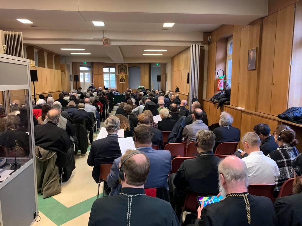 L'assemblée générale extraordinaire de l'Archevêché