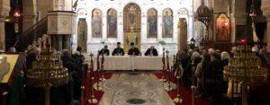 Communiqué du CA de l'Union diocésaine (dans la juridiction du Patriarcat de Constantinople)