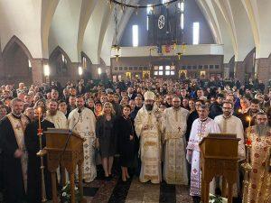 Une nouvelle église orthodoxe roumaine a été inaugurée à Bruxelles