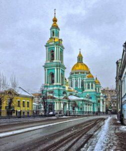 Le patriarche de Moscou Cyrille : « Le rôle historique de la cathédrale de la Théophanie à Elokhovo sera gardé pour toujours dans la mémoire reconnaissante des Moscovites »