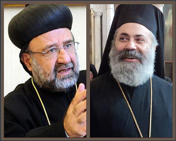 Le Patriarcat d'Antioche réagit aux informations sur les deux évêques kidnappés