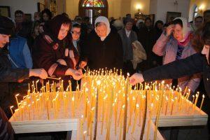 Office de pénitence pour le péché d'avortement à la Laure des Grottes de Kiev