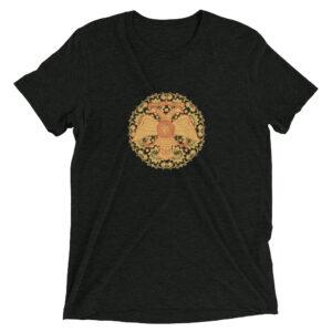 Privé: T-shirt en coton mélangé : aigle à deux têtes, style russe byzantin
