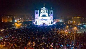 Nouvelle manifestation massive à Podgorica contre la nouvelle loi du gouvernement monténégrin