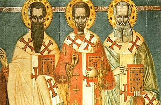 Feast of Three Holy Hierarchs no longer a School Holiday in Greece