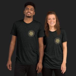 T-shirts triple mélangées