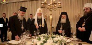 La « Rencontre fraternelle » de quatre primats et deux délégations des Églises orthodoxes a commencé à Amman