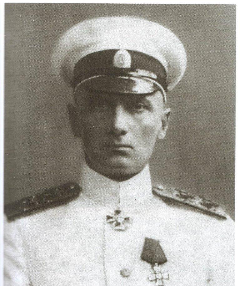 Office de requiem à Moscou pour l'amiral Koltchak