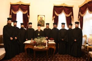 Le patriarche Bartholomée : « Il y aussi ceux qui n'apprécient pas ce qu'ils ont reçu de Constantinople »
