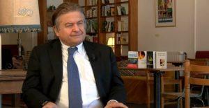 Un entretien avec Bertrand Vergely